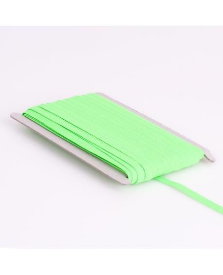 Elastikbånd neon 8mm 1rl./25m