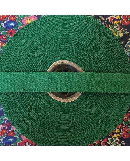 Skråbånd - søgrøn - 1 rulle