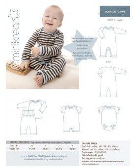 Minikrea Bodysuit