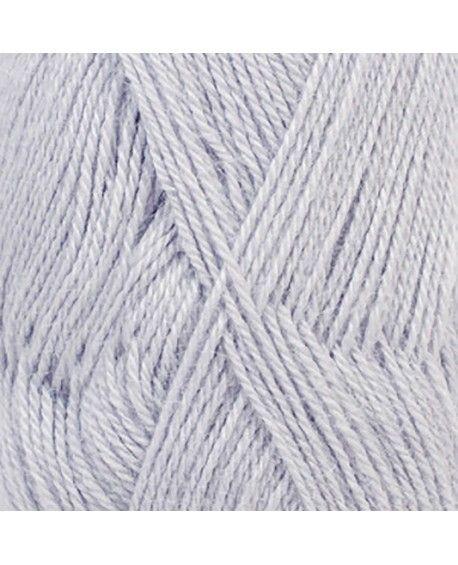 DROPS Alpaca garn - isblå uni colour 8105