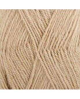 DROPS Alpaca garn - Camel uni colour 302