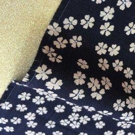 Sevenberry - Sakura hana - Mørkeblå