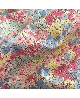 Japansk stof - Hortensia blomster
