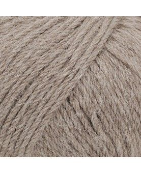 DROPS Puna alpaca garn - Gråbrun 04
