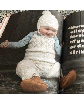 Mormors Baby Klassikere - Strikkeopskrifter 0-2 år
