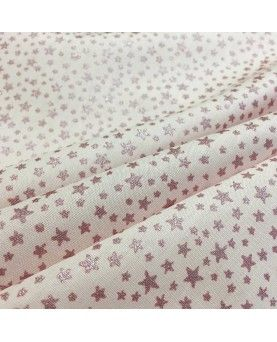 Glitter Little Star - Lyserød