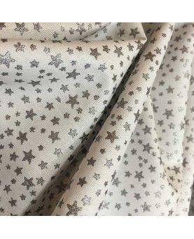 Glitter Little Star - Grå