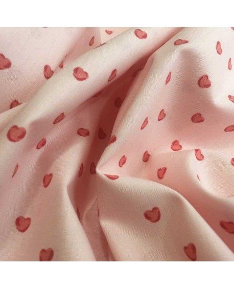 Sweet hearts lyserød og rød