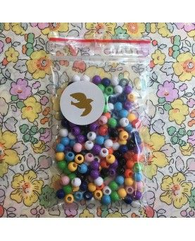 Perler til strik - lille pose