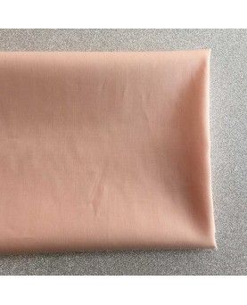 Liberty stofstykke 45x65cm - Ensfarvet nude