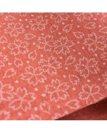 Kokka fabric - Kirsebær blomster