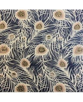 Liberty Quilting Pipers Peacock 04775653X