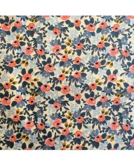 Rifle Paper Co - Cotton+Steel Les Fleurs