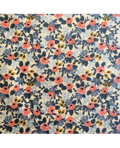 Rifle Paper Co - Cotton+Steel Les Fleurs