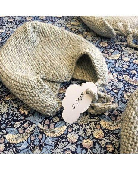 Djævlehue strikket - new born