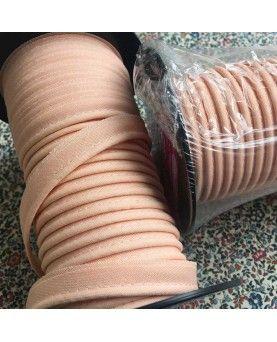 Tittekant bomuld - lys laks
