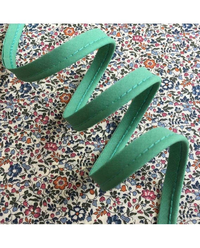 Tittekant bomuld - søgrøn