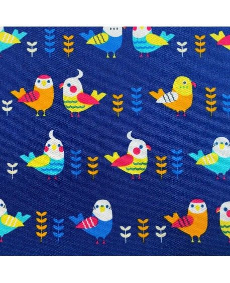 Kokka fabric - Loose Animals