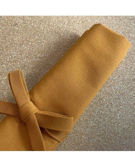 Candy Cotton - Ochre - 45x70cm