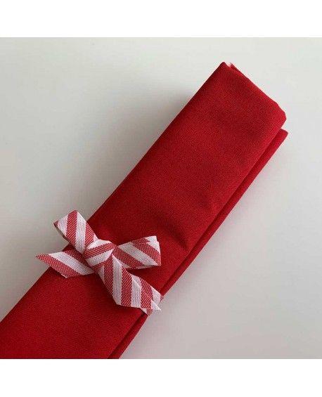 Candy Cotton - Dark red  - 45x70cm