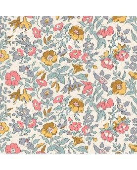Liberty Quilting Stof - Mamie 04775601Y