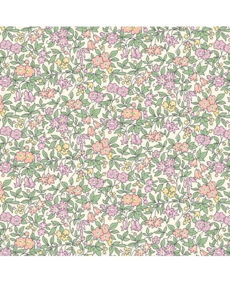 Liberty Quilting Stof - FORGET ME NOT 04775612W