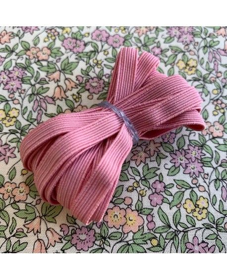 Elastik bånd - 2meter - Lyserød