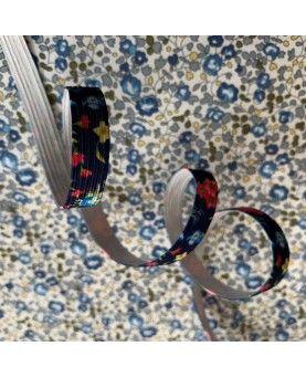 Elastik bånd - 2meter - Neon koral