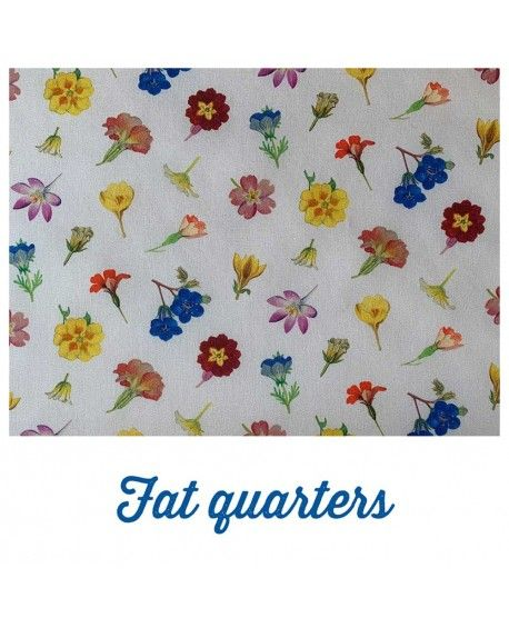 Liberty fat quarters - Devon Petals 03639247B