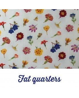 Liberty fat quarters - Devon Petals 03639247A