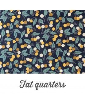 Liberty fat quarters - Cherry Drop 036302124A