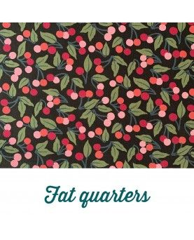 Liberty stof fat quarters 45x70cm Cherry Drop 012202120A