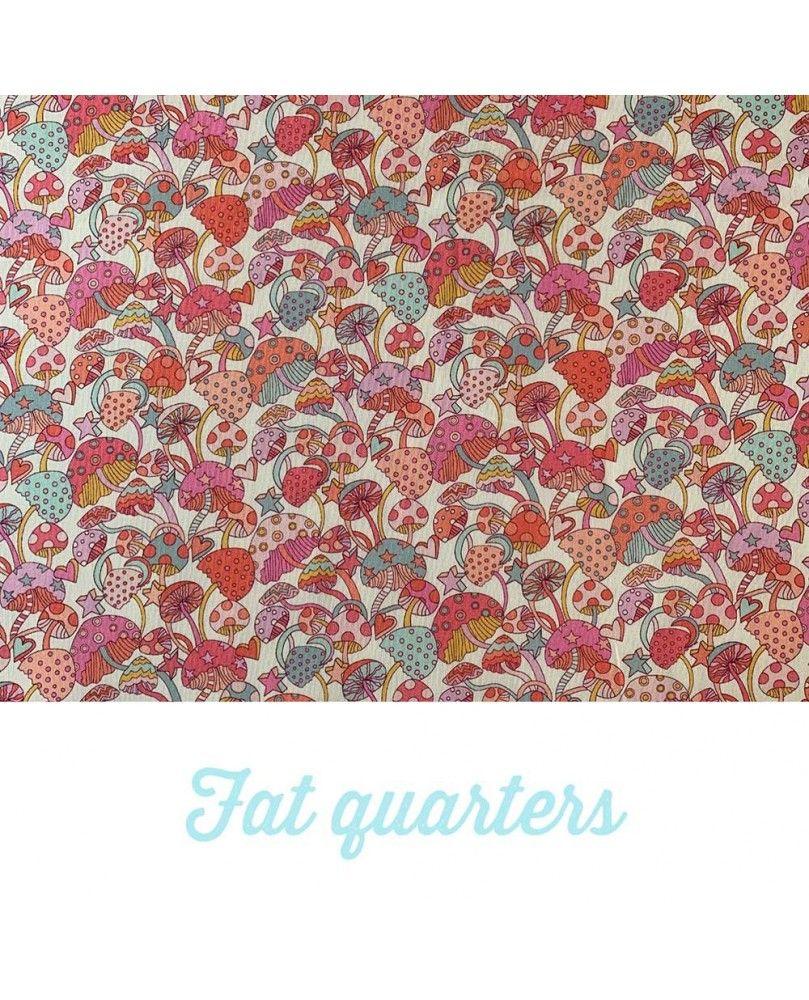 Liberty fat quarters - Magic 036302130C