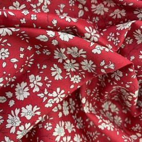 Blomstret Liberty Stof fabrics Capel 40 th 036300107B