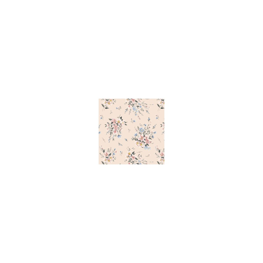 Liberty Quilting Stof fabrics Winterbourne Bouquet 04775732B