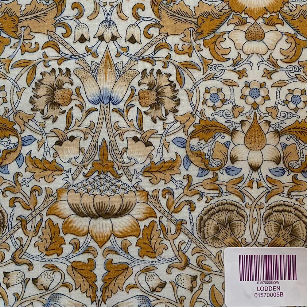 Liberty stof fabric Lodden 01570005B