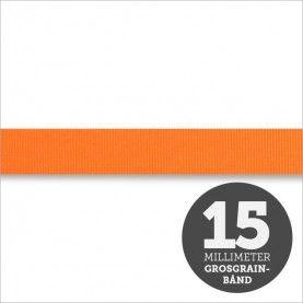 Grosgrain bånd 15mm