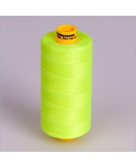 Neon sytråd - Neongul 50