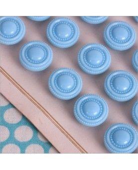 Vintage knapper