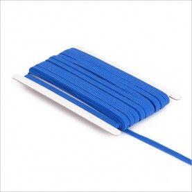 Elastikbånd blå 8mm 1rl./25m
