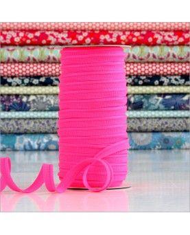 Tittebånd  neon pink