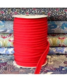 Tittebånd rød 10mm