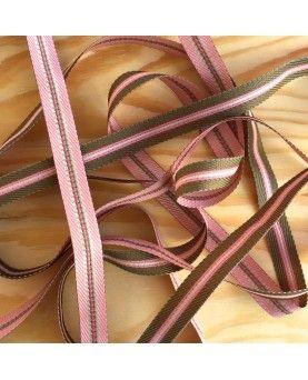 Vævet bånd 10mm