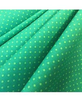 Prikket grøn