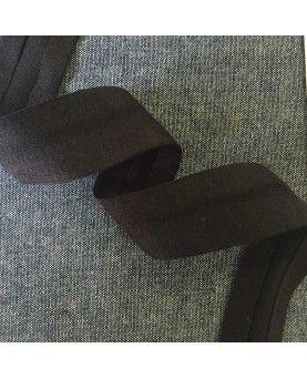Jersey bånd - Sort - 20mm