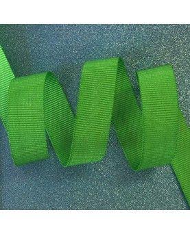 Grosgrain bånd grøn 15mm