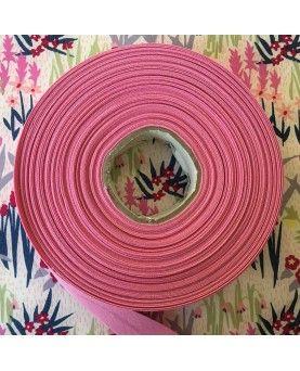 Skråbånd lyserød - 1 rulle