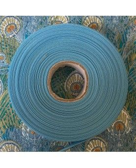 Skråbånd lyseblå - 1 rulle