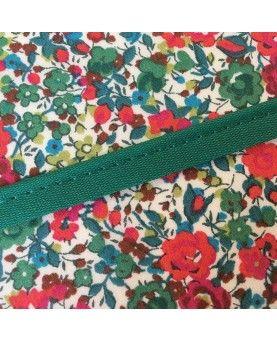 Tittekant bomuld - Mørkegrøn