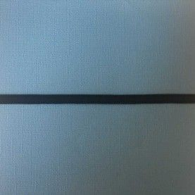 Sort elastik - 0,5cm